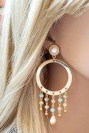 Colar feminino Colar curto Colar delicado Colar dourado Colares femininos Bijuterias online Sweet Lucy