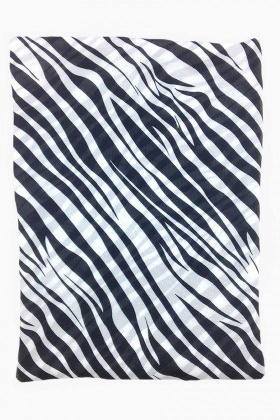 Echarpe Sweet Lucy Estampado Kelli Zebra