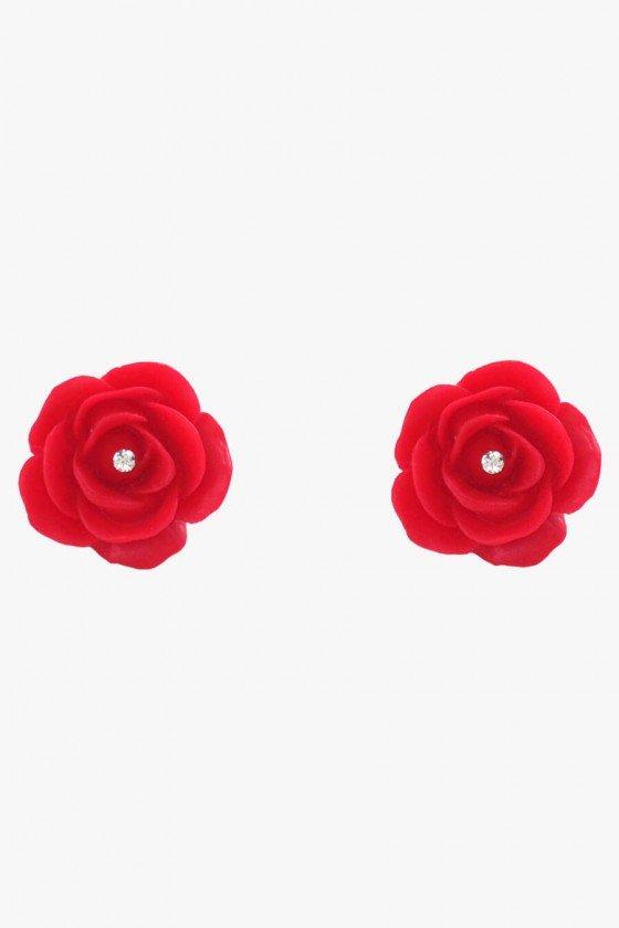 brinco de flor brincos sweet lucy brincos pequenos