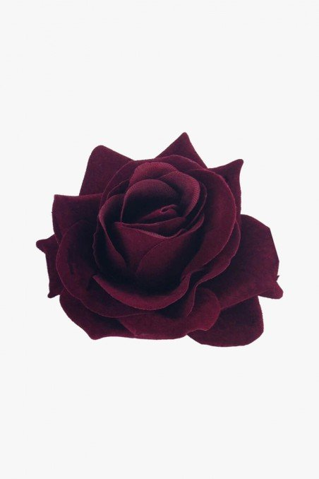 Brinco Flor Rosa