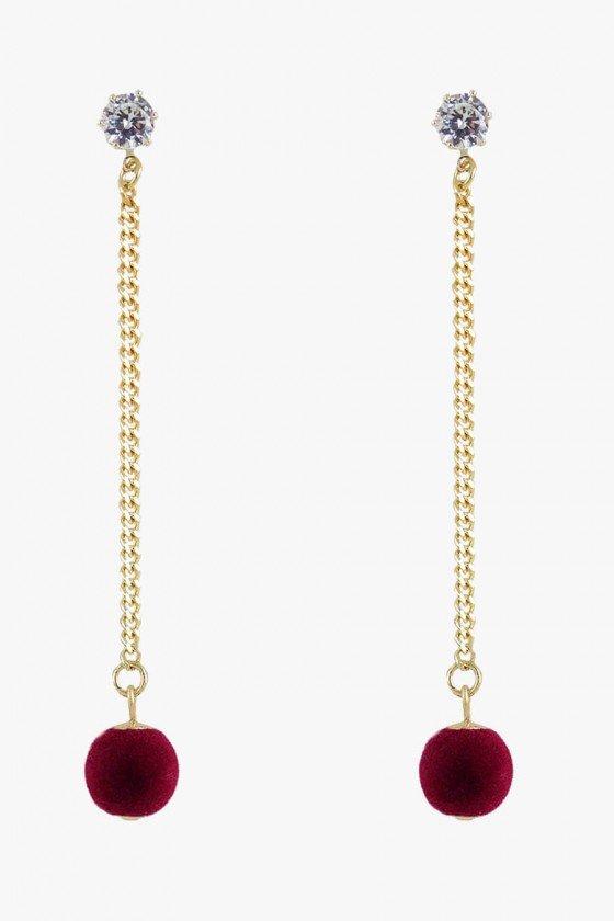 Porta Bijoux Estampa Vermelha - Organizadores - Sweet Lucy